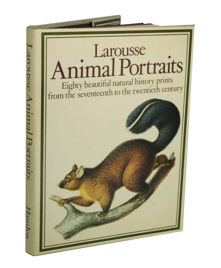 Larousse animal portraits. P. P. Grassé.