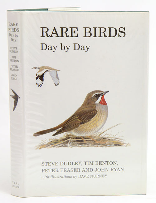Rare birds day by day. Steve Dudley.