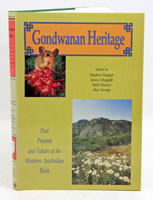 Gondwanan heritage: past, present and future of the Western Australian biota. S. D. Hopper.