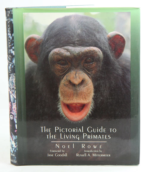 The pictorial guide to the living primates. Noel Rowe.