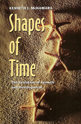 Shapes of time: the evolution of growth and development. Kenneth J. McNamara.