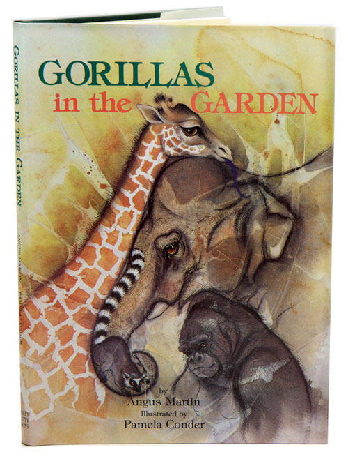 Gorillas in the garden: zoology and zoos. Angus Martin.