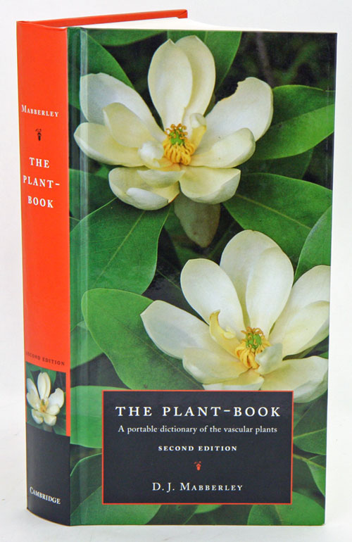 The plant-book: a portable dictionary of the vascular plants. D. J. Mabberley.