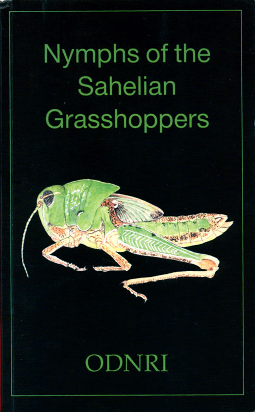 Nymphs of the Sahelian grasshoppers. G. B. Popov.