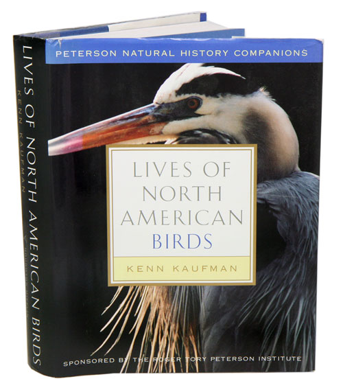 Lives of North American birds. Kenn Kaufman.