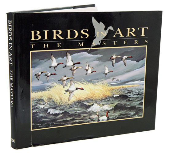 Birds in art: the masters. Inga Brynildson, Woody Hagge.