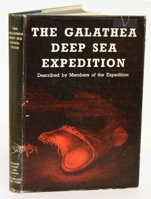 The Galathea Deep Sea Expedition, 1950-1952: described by members of the expedition. Anton F. Bruun.