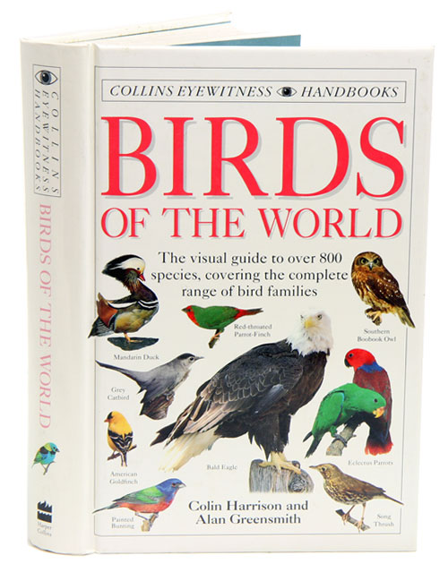 Birds of the world. Colin Harrison, Alan Greensmith.