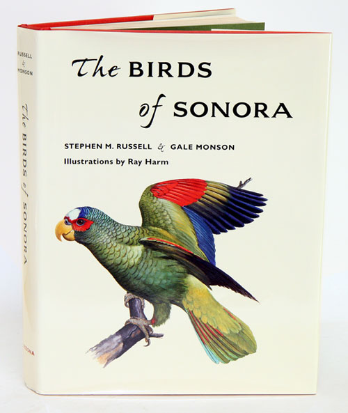 The birds of Sonora. Stephen M. Russell, Gale Monson.