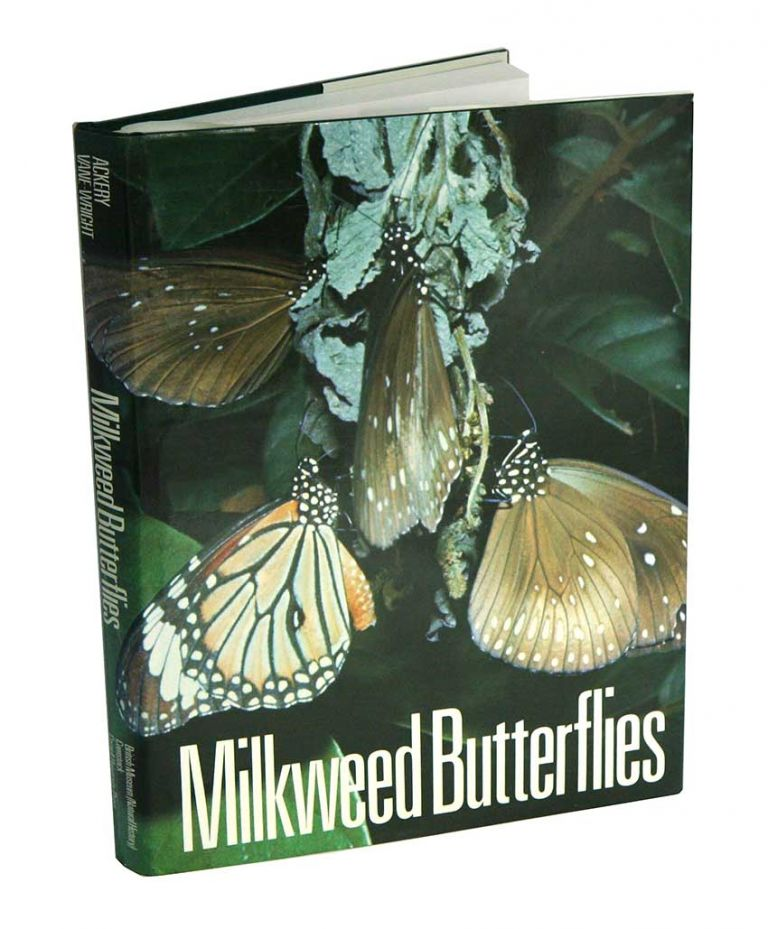Milkweed butterflies: their cladistics and biology. Being an account of the natural history of the Danainae, a subfamily of the Lepidoptera, Nymphalidae. P. R. Ackery, R. I. Vane-Wright.