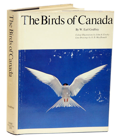 The birds of Canada. W. Earl Godfrey.