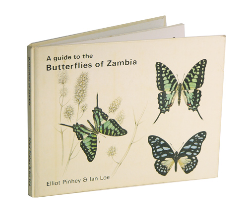 A guide to the butterflies of Zambia. Elliot Pinhey.