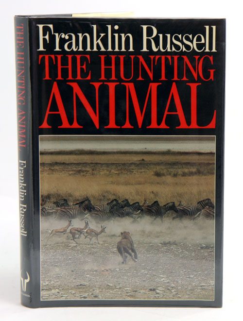 The hunting animal. Franklin Russell.