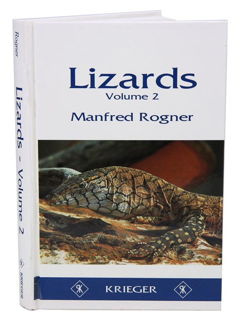Lizards, volume two: monitors, skinks, and other lizards including tuataras and crocodilians. Manfred Rogner.