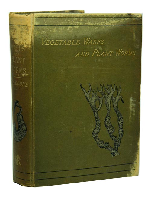 Vegetable wasps and plant worms. A popular history of entomogenous fungi, or fungi parasitic upon insects. M. C. Cooke.