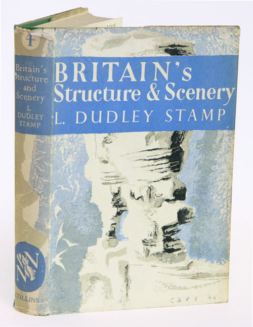 Britain's structure and scenery. L. Dudley Stamp.