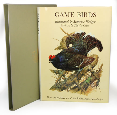 Game birds. Charles Coles.