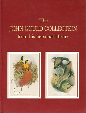 The John Gould Collection from his personal library. Hank Ebes.