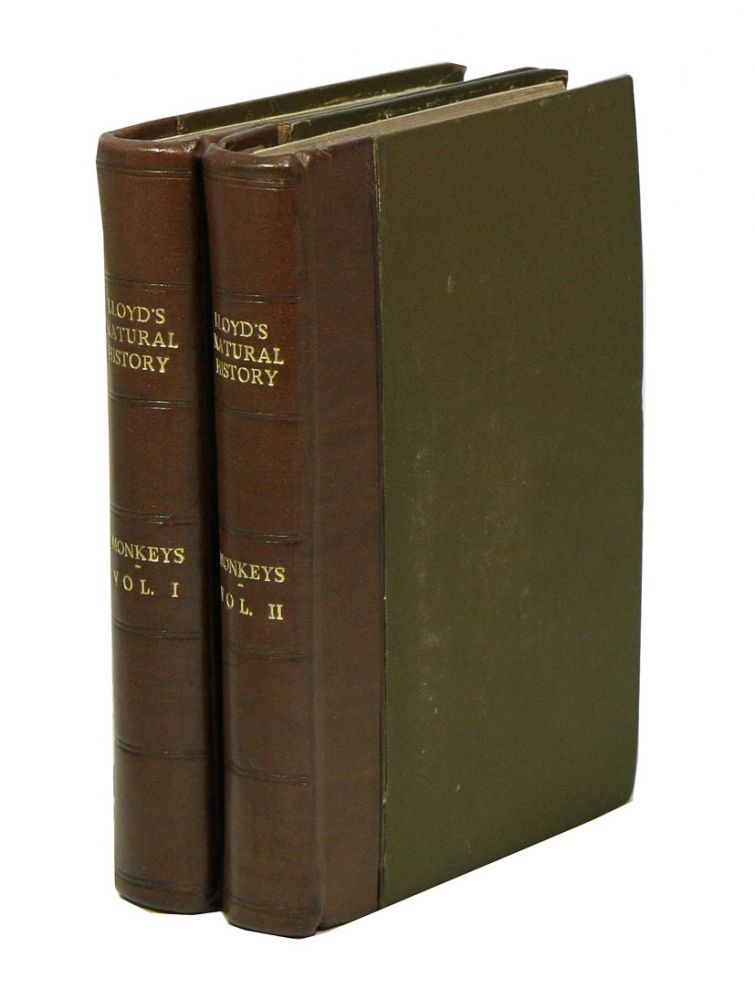 A handbook to the primates. Henry O. Forbes.