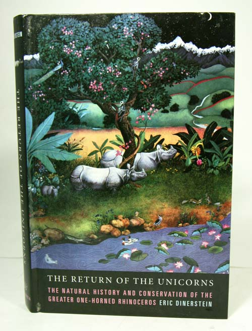 The return of the Unicorns: natural history and conservation of the Greater One-horned Rhinoceros. Eric Dinerstein.