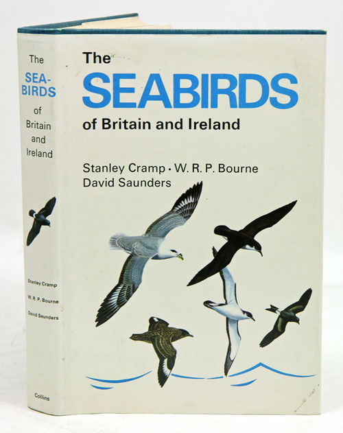 The seabirds of Britain and Ireland. Stanley Cramp.