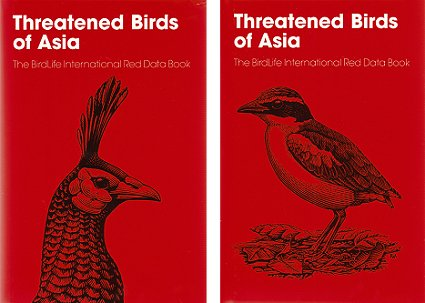 Threatened birds of Asia: the BirdLife International Red Data Book. N. J. Collar.