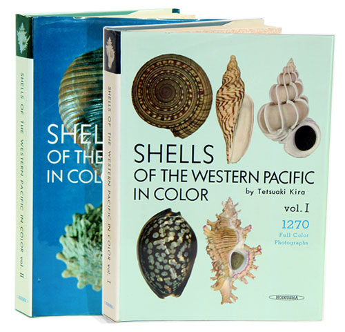 Shells of the western Pacific in colour. Tetsuaki Kira, Tadashige Habe.