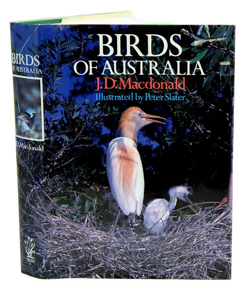 Birds of Australia: a summary of information by J  D  MacDonald on Andrew  Isles Natural History Books