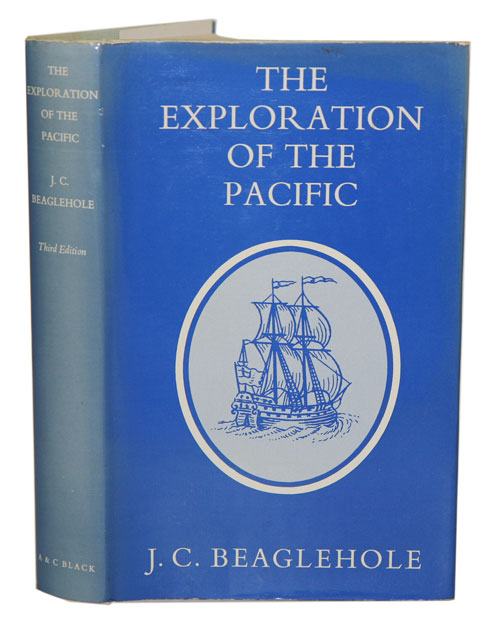 The exploration of the Pacific. J. C. Beaglehole.