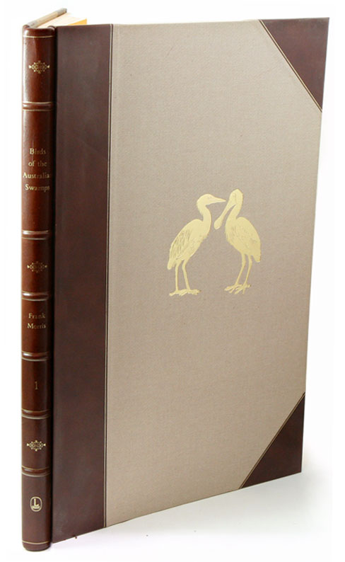 Birds of the Australian swamps, volume one: grebes [to] cormorants. Frank T. Morris.