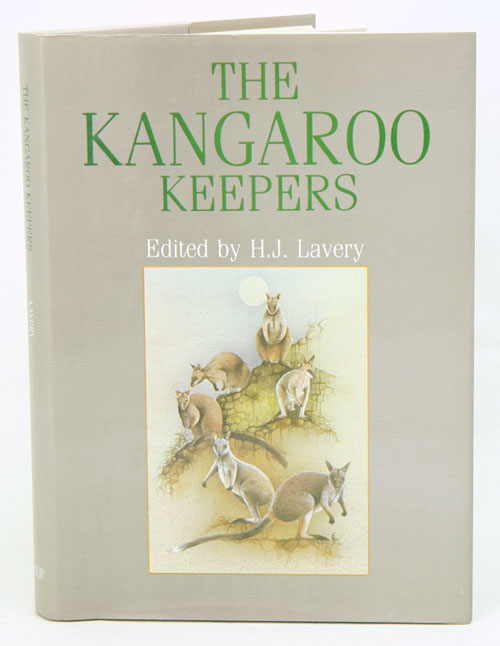 The kangaroo keepers. H. J. Lavery.