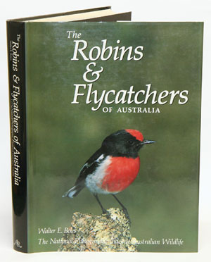 The robins and flycatchers of Australia. National Photographic Index.
