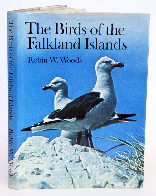 The birds of the Falkland Islands. Robin Woods.