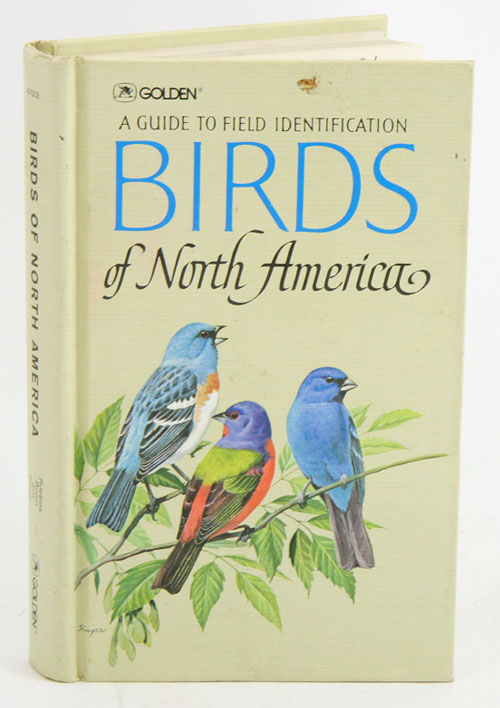 A guide to field identification: Birds of North America. Chandler S. Robbins.