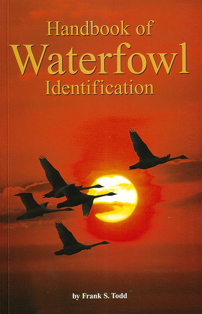 Handbook of waterfowl identification. Frank S. Todd.