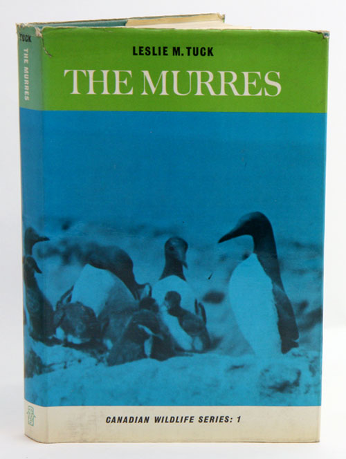 The murres: their distribution, population and biology. A study of the genus Uria. Leslie M. Tuck.