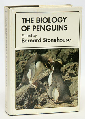 The biology of penguins. Bernard Stonehouse.