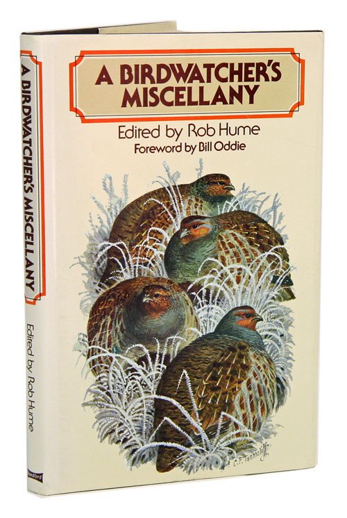 A birdwatcher's miscellany. Rob Hume.