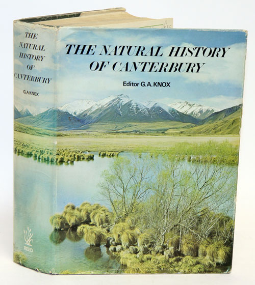 The natural history of Canterbury. G. A. Knox.