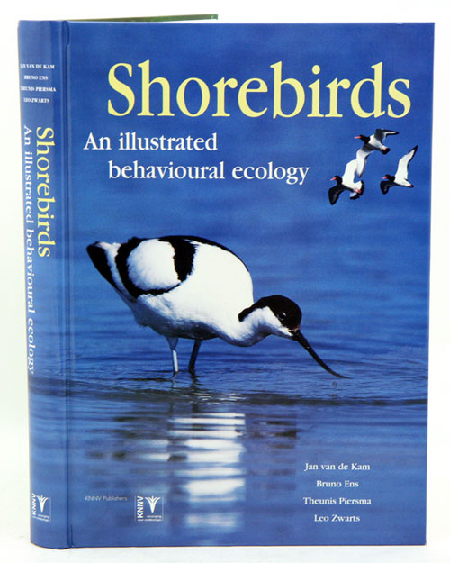 Shorebirds: an illustrated behavioural ecology. Jan van de Kam, Theunis Piersma.