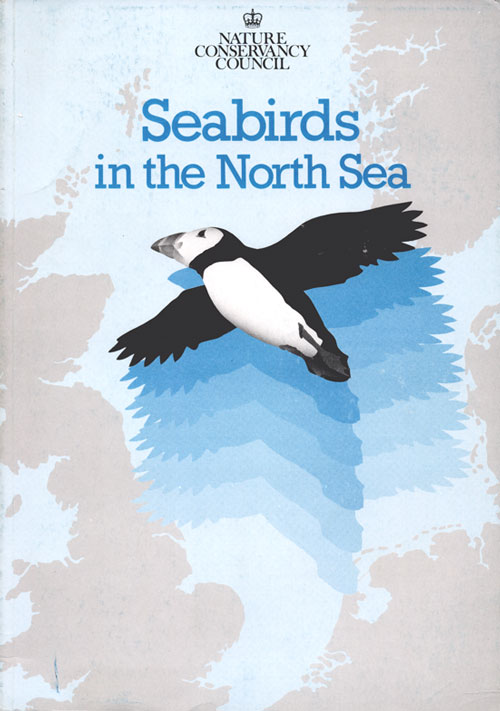 Seabirds in the North Sea. Mark L. Tasker.