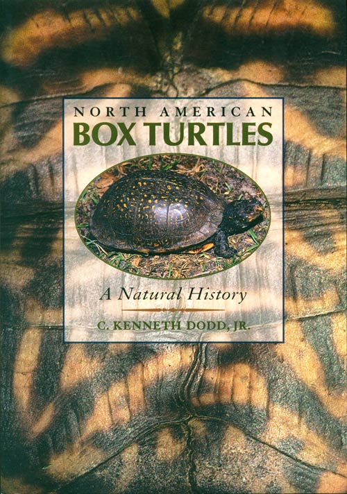 North American Box Turtles. Kenneth C. Dodd.