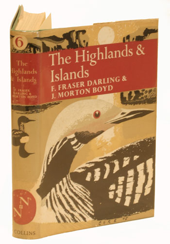 The highlands and islands. F. Fraser Darling, J. Morton Boyd.
