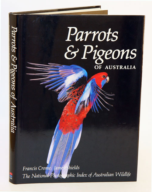 Parrots and pigeons of Australia. National Photographic Index.