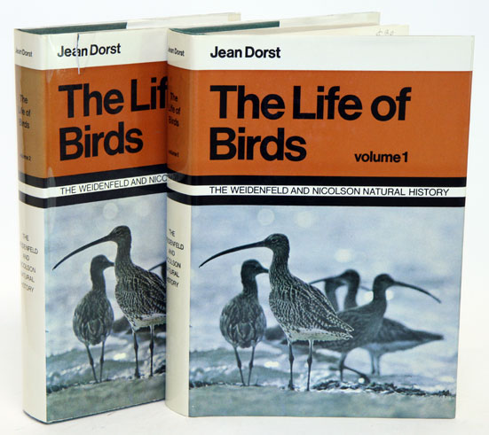 The life of birds. Jean Dorst.