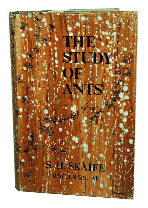 The study of ants. S. h. Skaife.