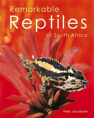 Remarkable reptiles of South Africa. Niels Jacobsen.
