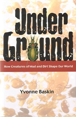 Under ground: how creatures of mud and dirt shape our world. Yvonne Baskin.