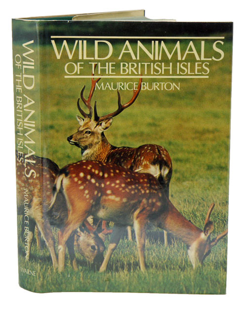 Wild animals of the British Isles. Maurice Burton.
