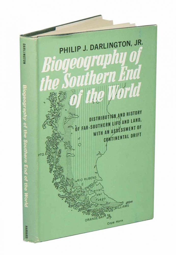Biogeography of the southern end of the world: distribution and history of far-southern life and land, with an assessment of continental drift. Philip J. Darlington.